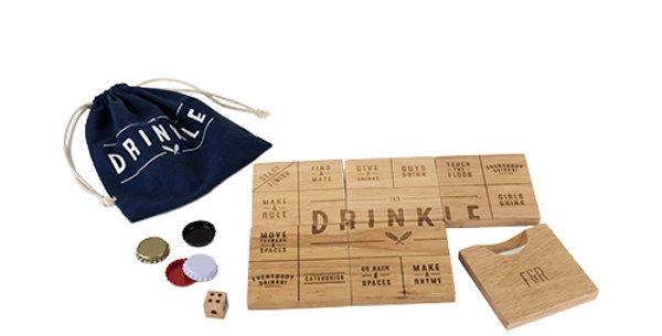 Drinkle Drinking Board Game by Foster & Rye™