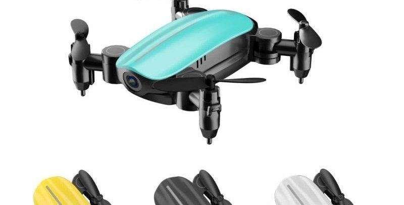 Teeggi T-10 Mini Drone with HD Camera Foldable