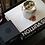 Thumbnail: Thompson Ferrier Silver Croco Candle