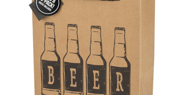 Mass Kraft Beer Bag