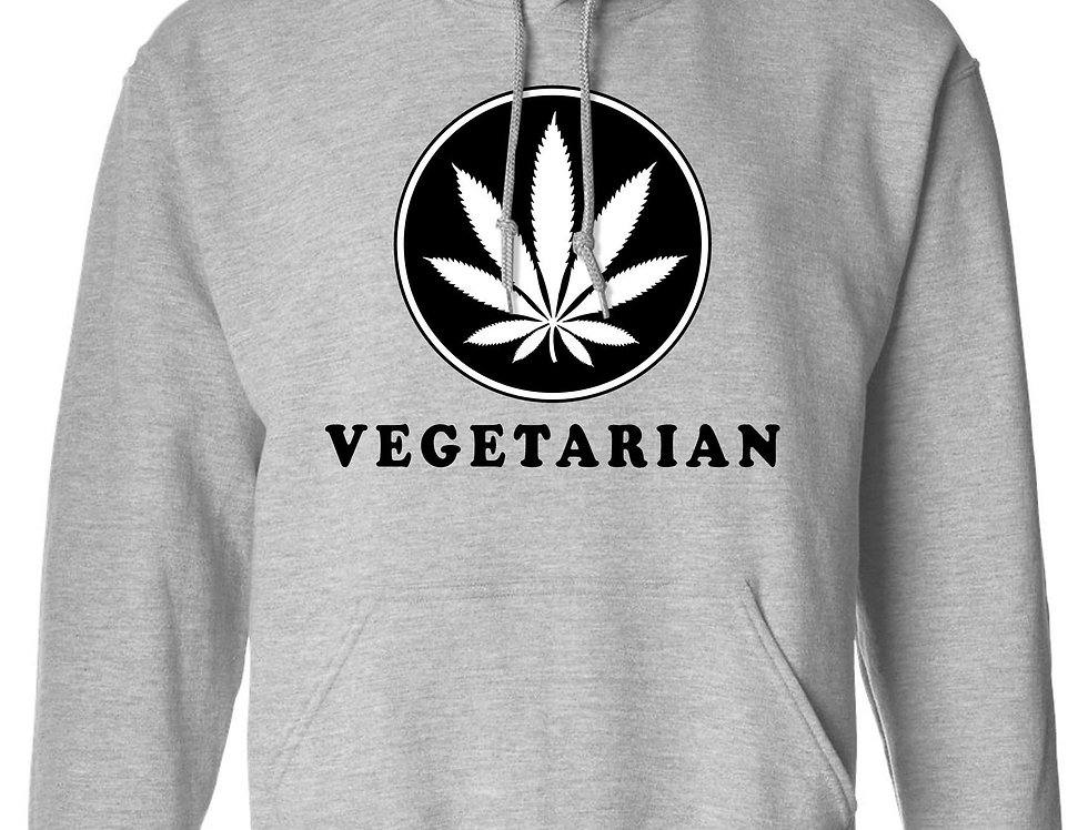 Unisex Vegetarian Hoodie