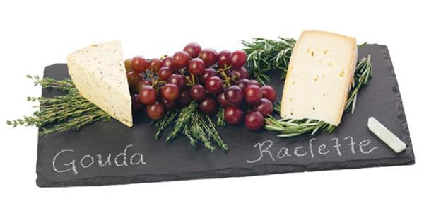 Slate Cheese Board by Twine®