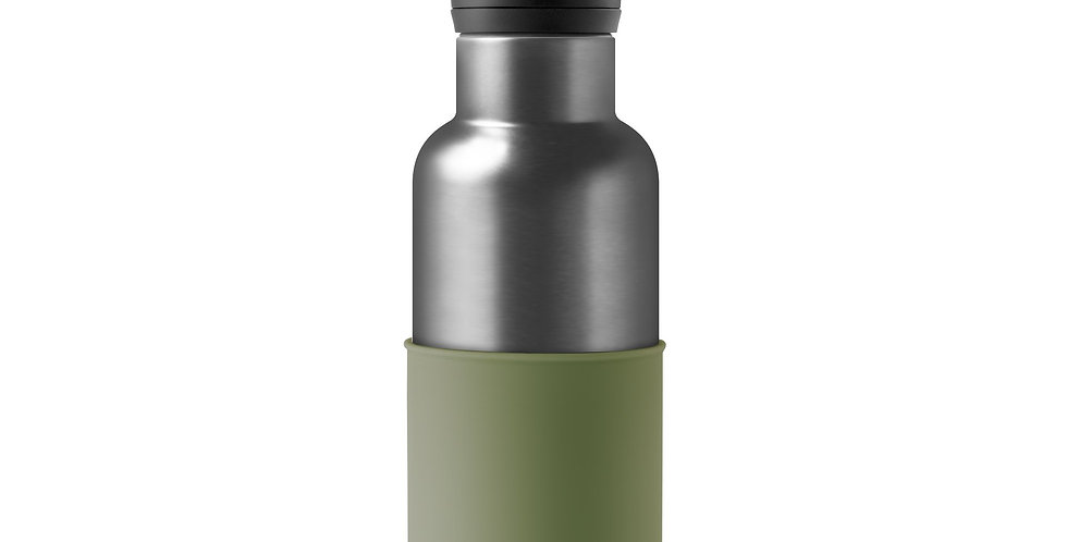 HYDY Titanium Grey/Army Green 16 Oz