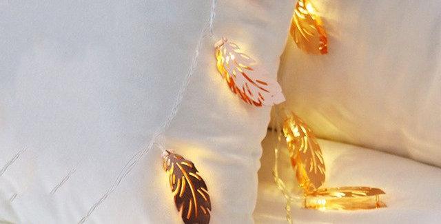 LED Leaflet Lights