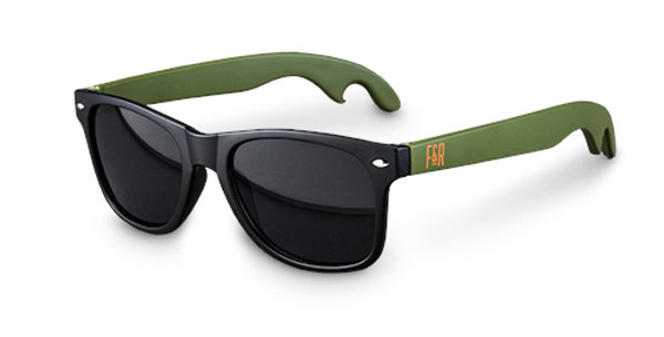 Bottle Opener Sunglasses by Foster & Rye™
