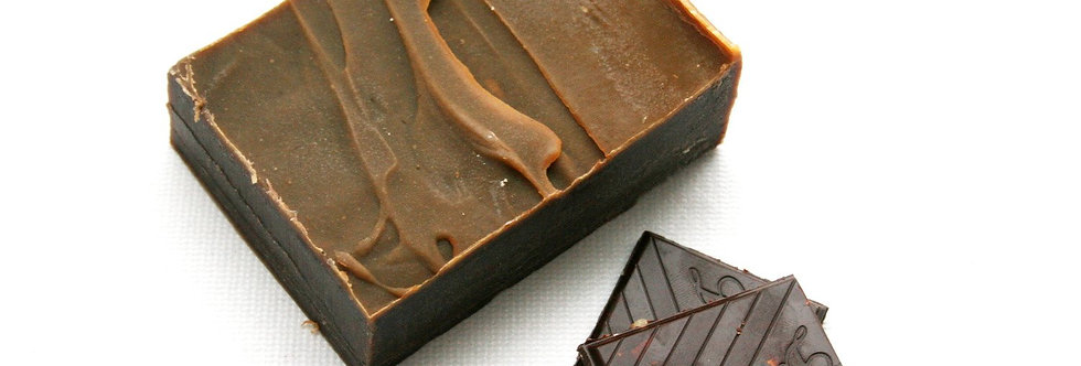 Luxury Chocolate Soap