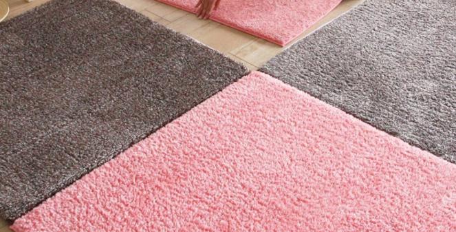 Blanket bedside mat