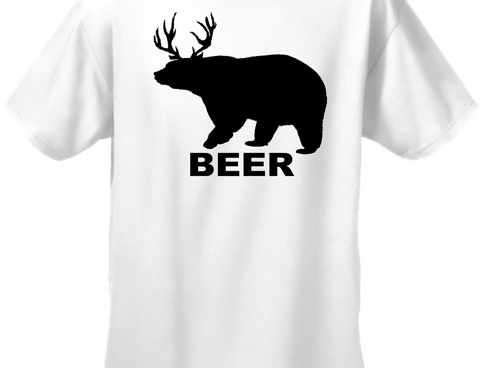 Unisex Beer T-shirt