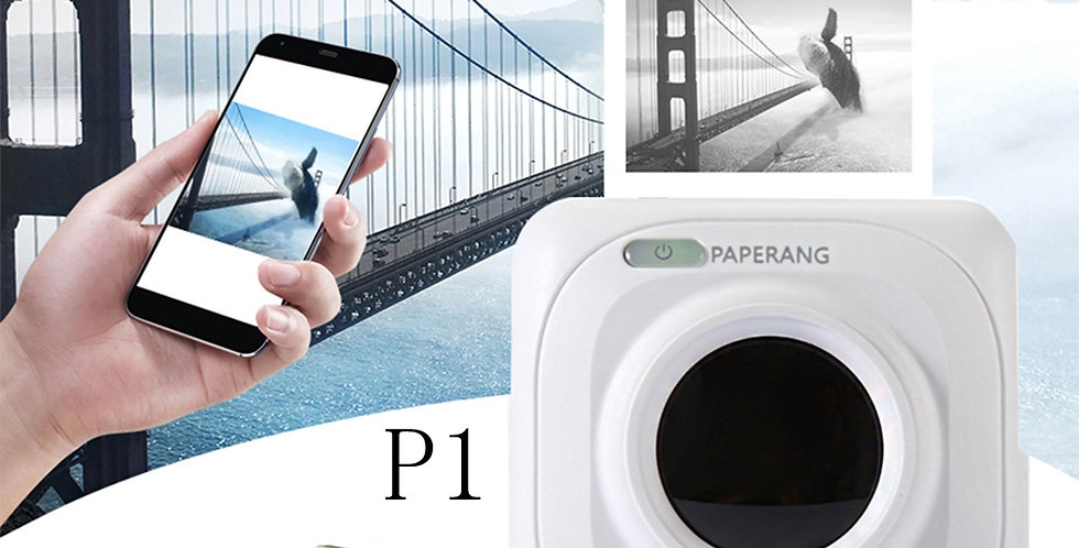 PAPERANG Pocket Portable Bluetooth Printer