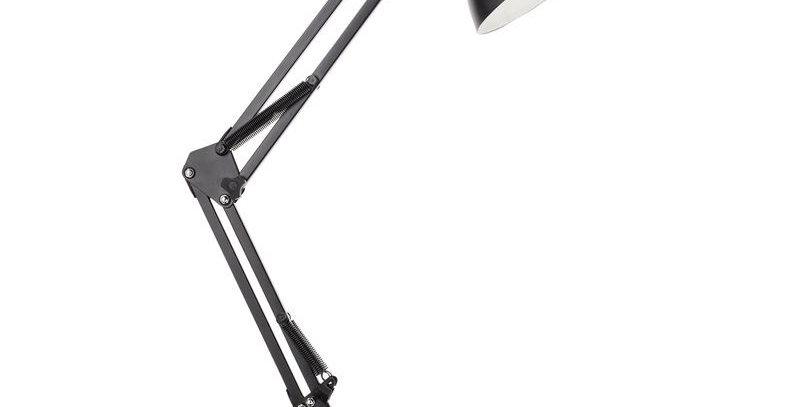 Newhouse Lighting Wright 24 in. Black Desk Lamp