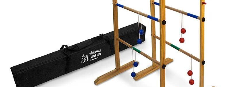 Ladder Toss Ball Game