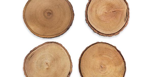 Log Coaster Set by Foster & Rye™