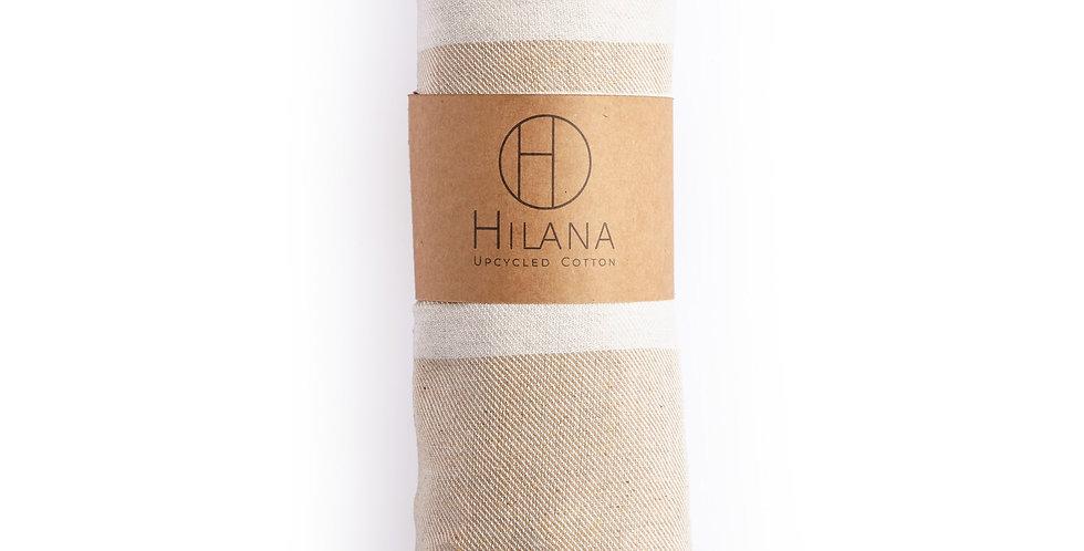 Fethiye Blanket Throw (Beige)