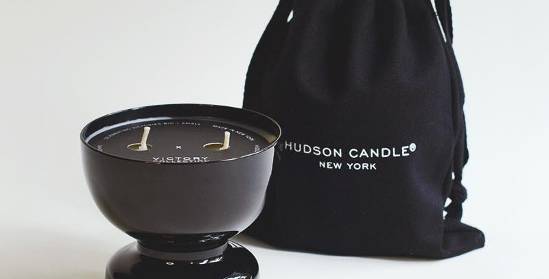 Hudson Candles: Victory Collection Small
