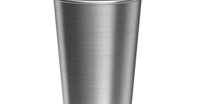 Bevu® FIESTA Steel Cups (2) Steel