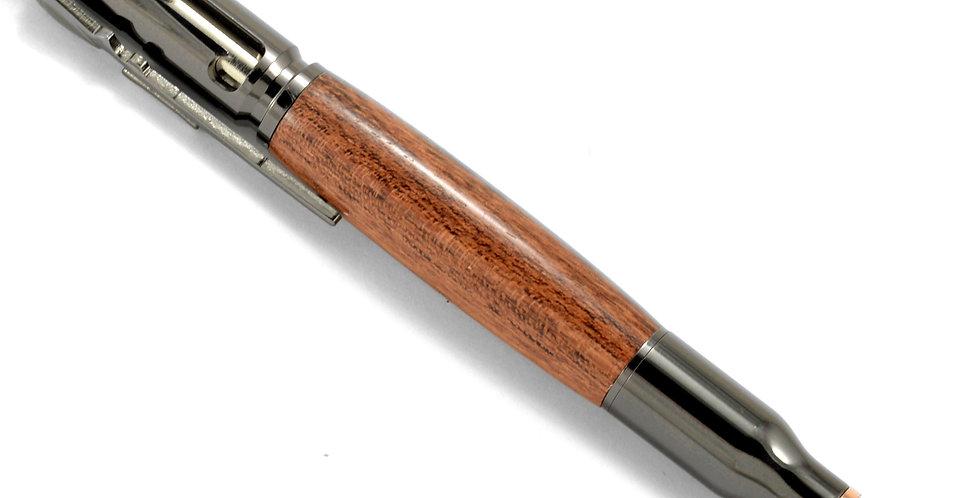 Bolt Action Pen (Dark Stain)