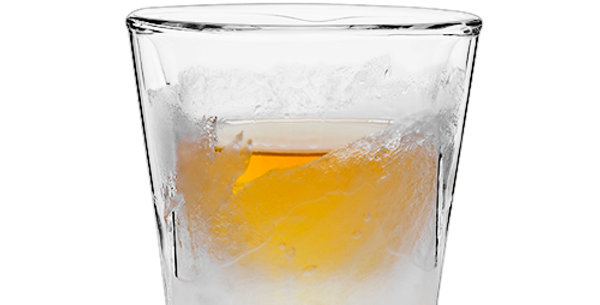 Glacier™ Double-Walled Chilling Whiskey Glass