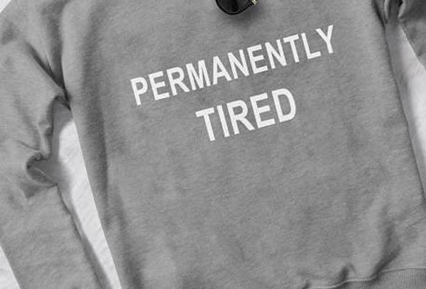 Permanently Tired Women's Pullover