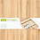 Thumbnail: Formaggio™ Bamboo Cheese Board & Tool Set