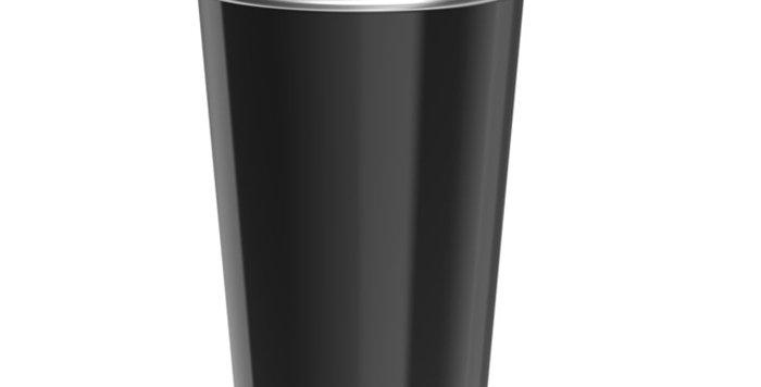 Bevu® FIESTA Steel Cups (2) Black