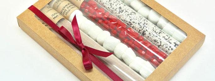 Hot Chocolate Kit Gift Set Sampler