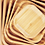 Thumbnail: Bamboo Serving Board With Handle
