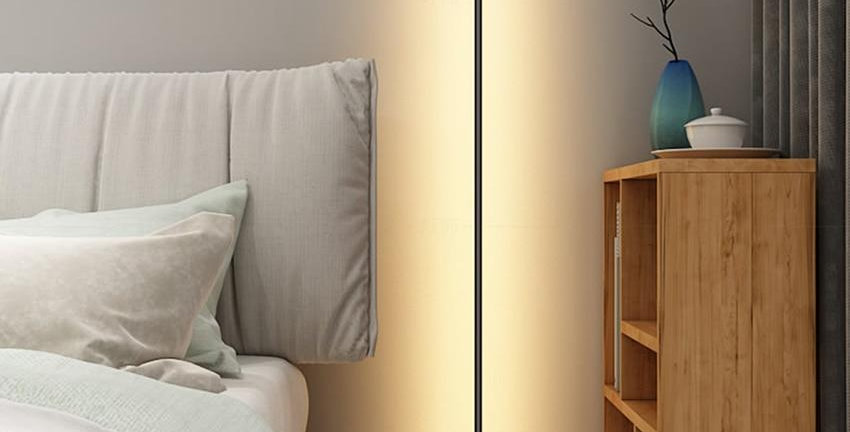 Bedroom Floor Wall Light