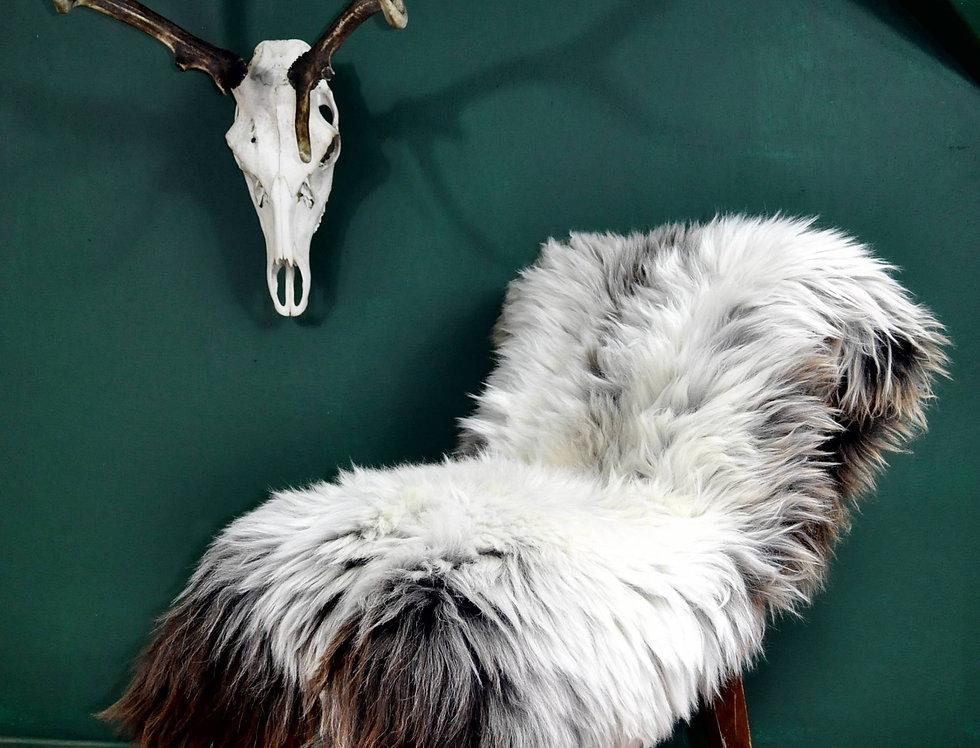 Huge Rare Breed Sheepskin Rug