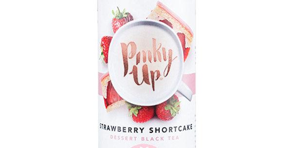 PinkyUp Strawberry Shortcake Loose Leaf Tea
