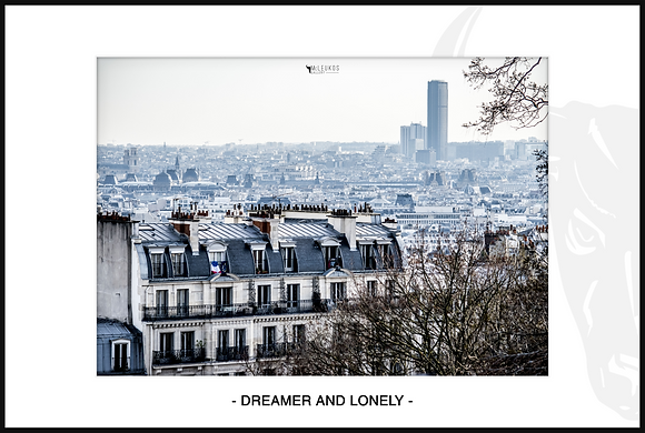 DREAMER AND LONELY