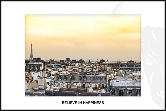 BELIEVE IN HAPPINESS