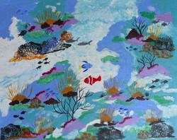 Wanda Gibson - Barrier Reef III