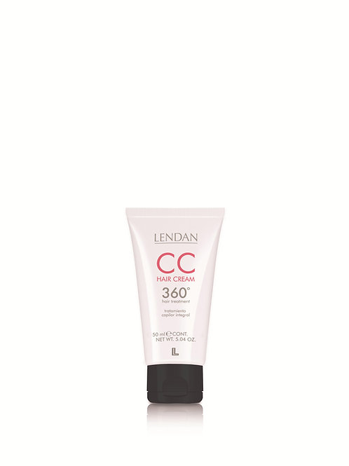 LENDAN - CC Hair Cream 360º Action Leave-In Hair Treatment 50ml