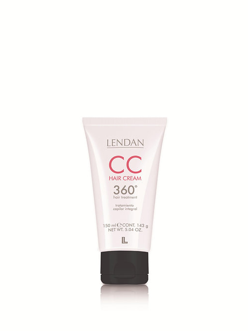 LENDAN - CC Hair Cream 360º Action Leave-In Hair Treatment 150ml