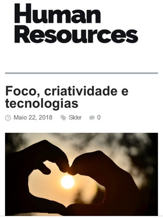 ConsciousTech:Foco, criatividadeno trabalho(HR Portugal)