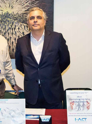 A matriz energética da liderança consciente, Paulo Vieira de Castro no congresso online Em-Motion