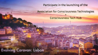 Evolving Caravan and Conscious Tech Hub launch: London, Lisbon and more in January