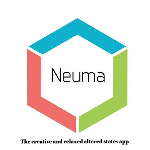 Neuma App lucid sleep for creative and relaxed altered states