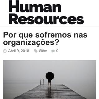 Porque sofremos nas organizações? (HR Portugal)