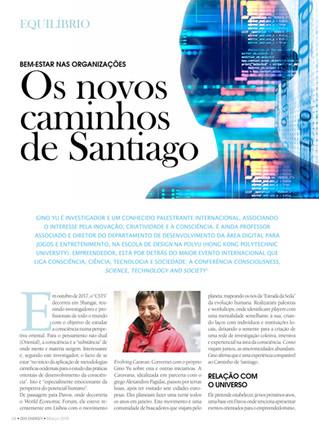 Consciência, tecnologia e design de Hong Kong a Lisboa