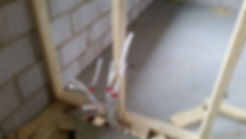 First floor underfloor heating