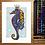 Thumbnail: Seahorse - A3 Print