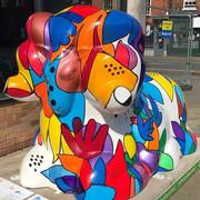Derby's 'baa-rilliant' ram sculpture trail unveiled