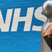 Covid-19: Public artwork dedicated to pandemic NHS staff