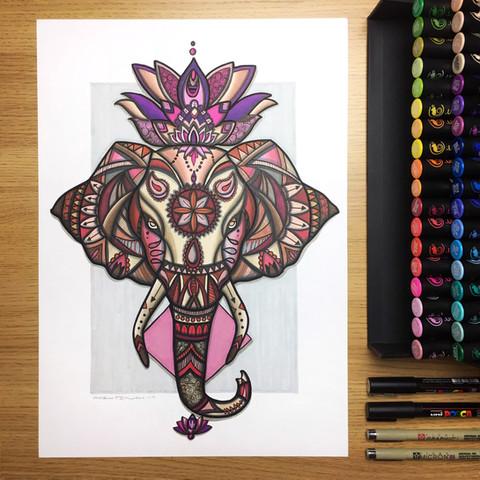 Airavata the Elephant