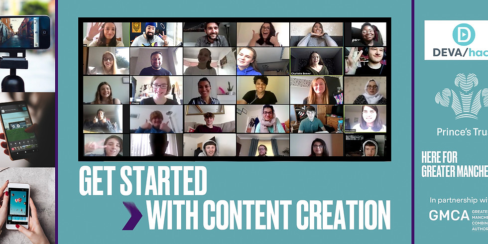 Get Started with Content Creation - December 2020