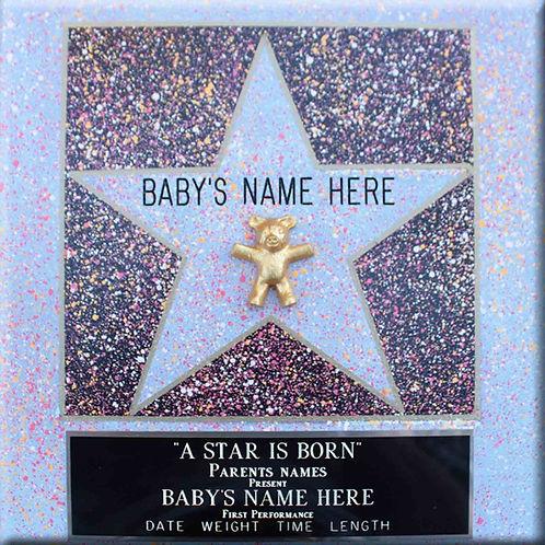 Baby Boy's Star