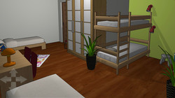 Ein weiteres Kinderzimmer
