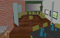 Der kleine Seminarraum