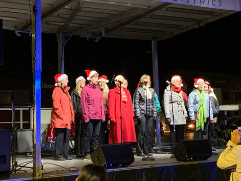 Salisbury Tree Lighting - November 2019